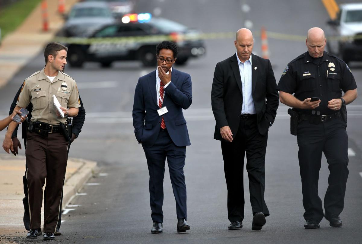 Richmond Heights officer fatally shoots man across street from St. Louis Galleria mall