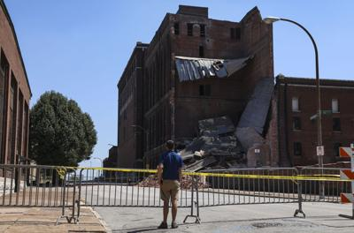 Lemp Brewery collapse