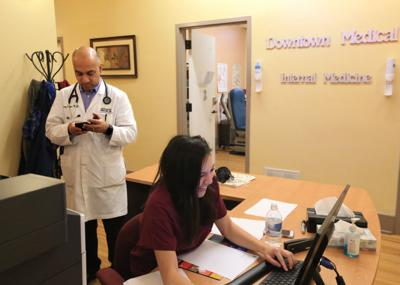 Doctor continues serving Medicaid patients