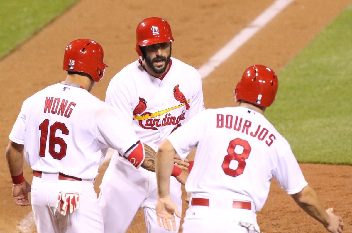 Cardinals v Cubs