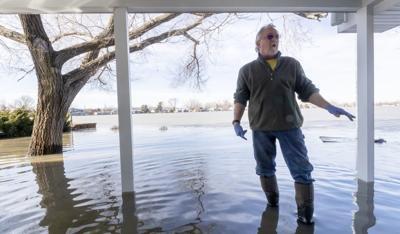 Spring Flooding Nebraska