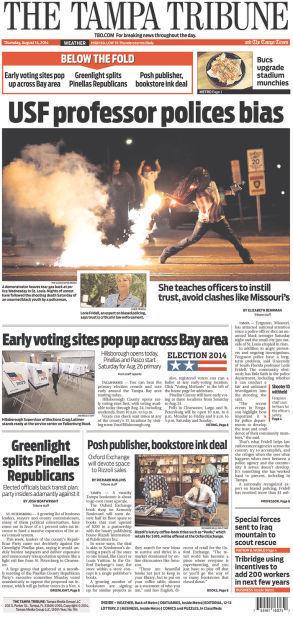 The Tampa Tribune