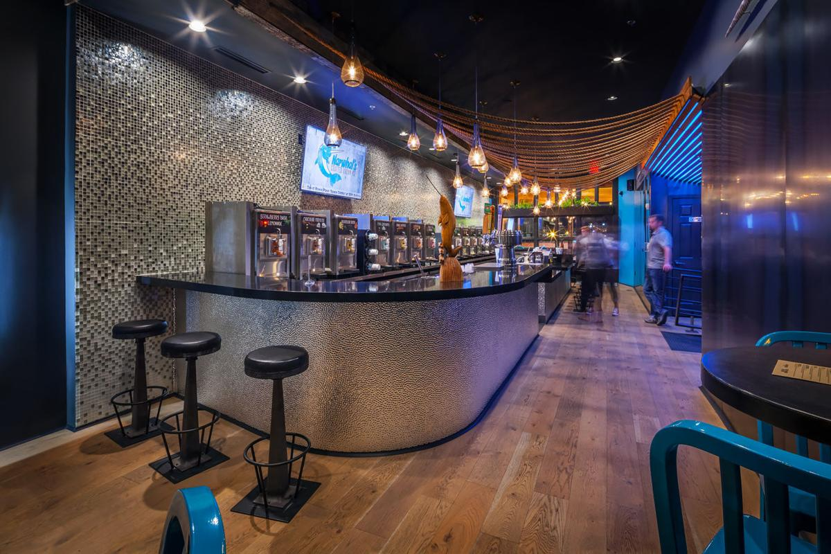 Narwhal's interior
