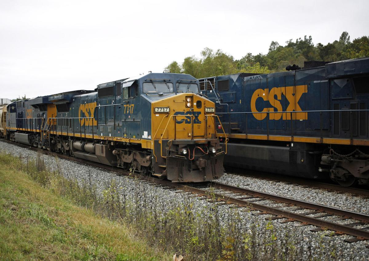 Growing Length Of U S Freight Trains In Federal