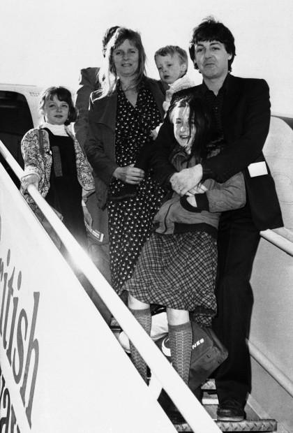 Paul McCartney Linda