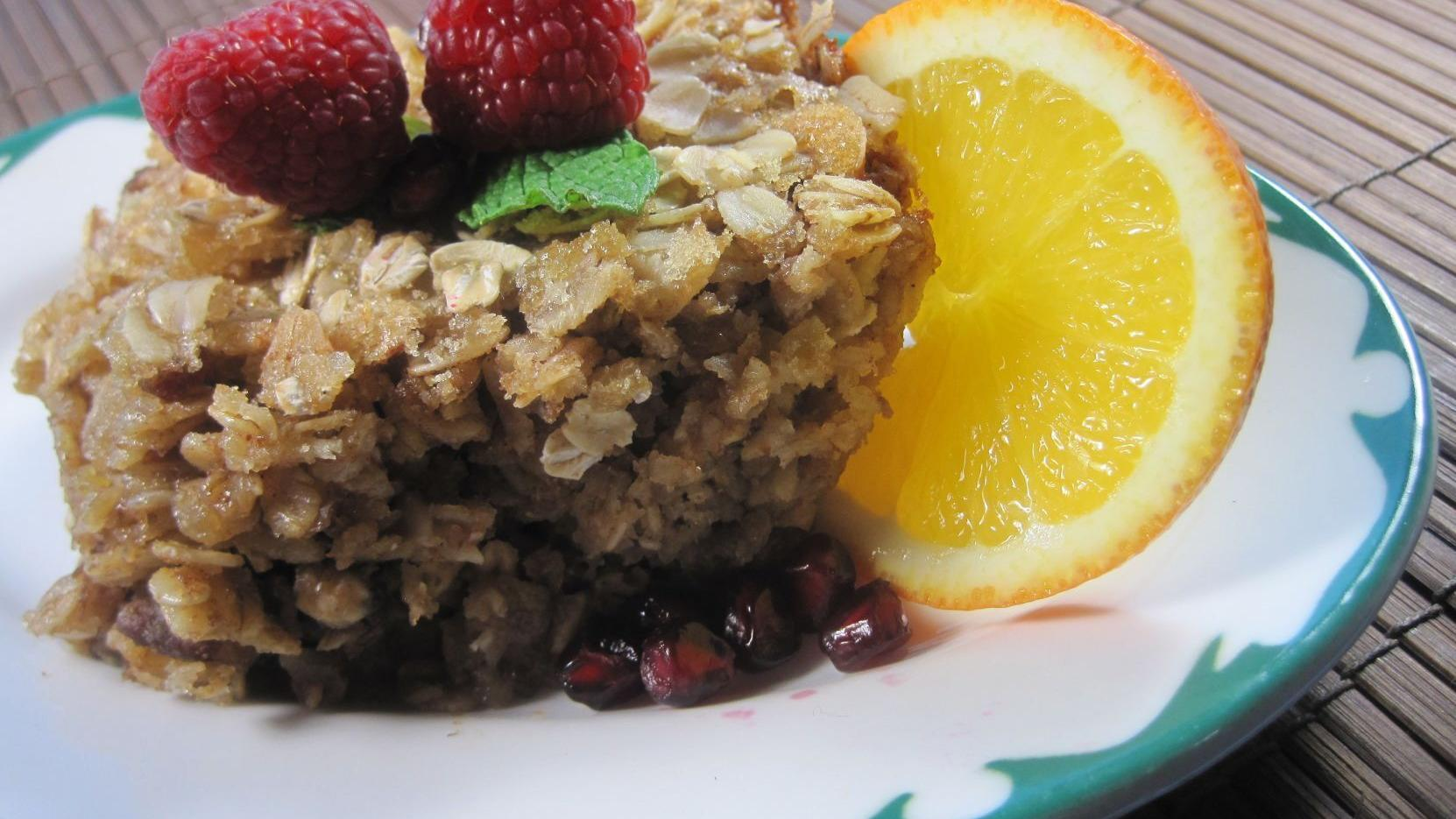 Russell's on Macklind shares its recipe for satisfying baked oatmeal