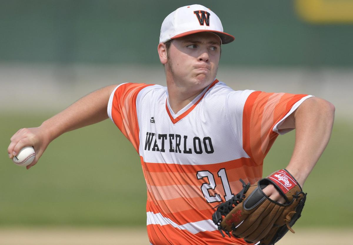 Waterloo defeats Carbondale in 3A Salem Sectional baseball final