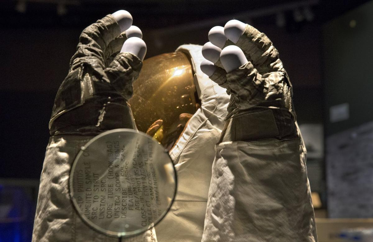 Apollo 11 exhibition set for liftoff at Science Center