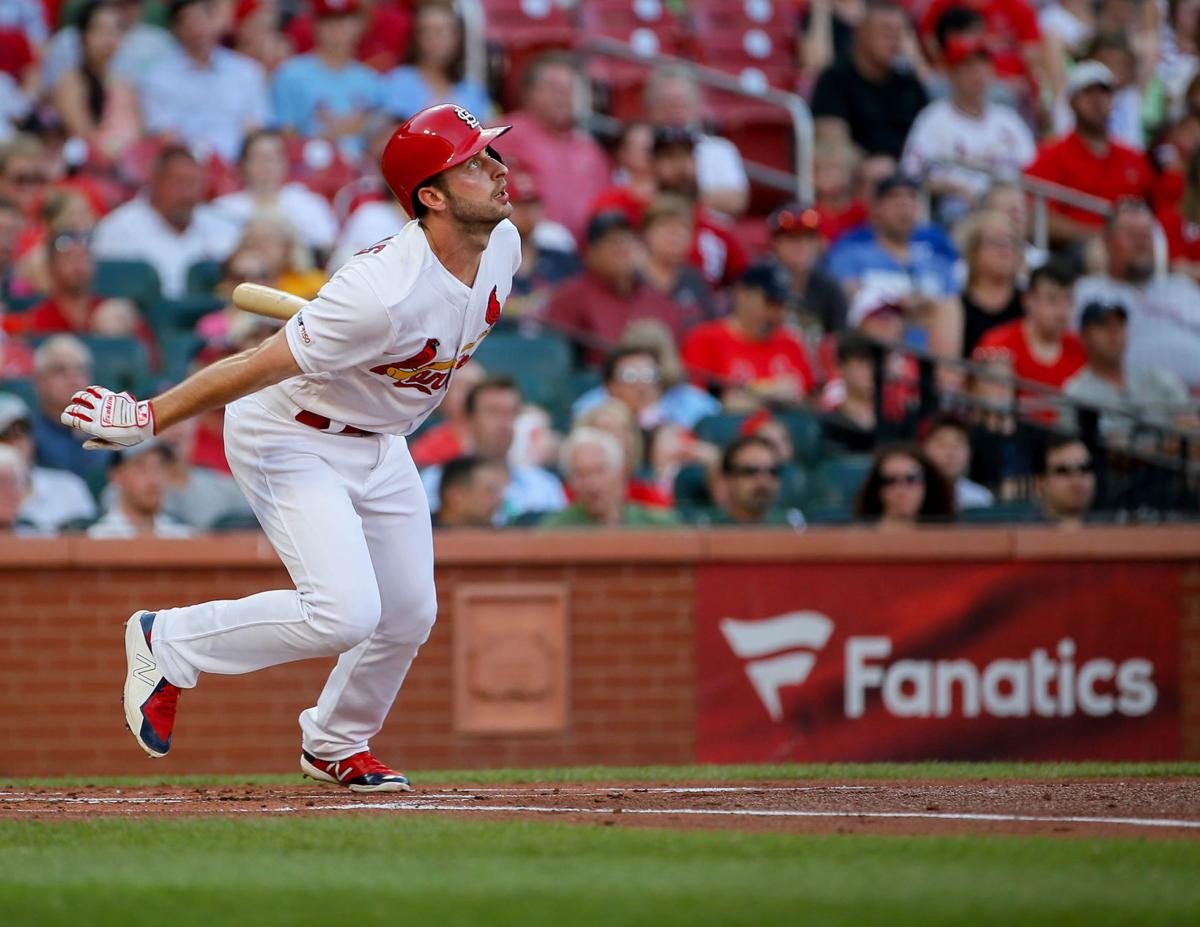 Cards notebook: Shildt moves struggling DeJong down in the lineup