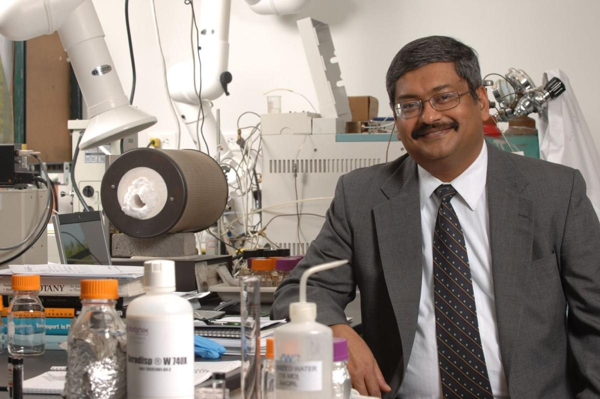 Washington University engineering professor Pratim Biswas honored