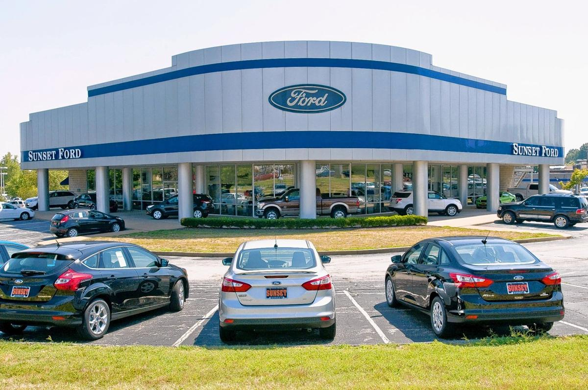 Sunset Ford Family Wheels And Deals For 100 Years Metro St