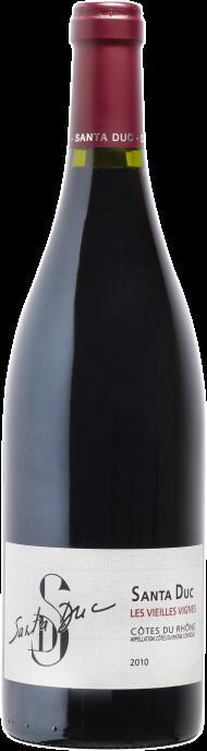 Santa Duc 2016 Les Vielles Vignes, Côtes du Rhône, France