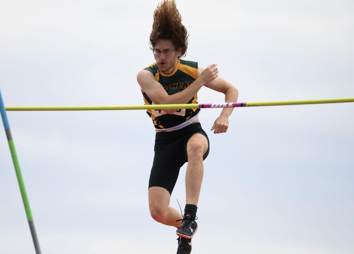 Boys Class 5 state track and field meet
