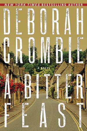 Το γοητευτικό Βρετανικό ρύθμιση και νόστιμο φαγητό είναι καλό καρύκευμα για Κρόμπι νέο μυθιστόρημα αγωνίας