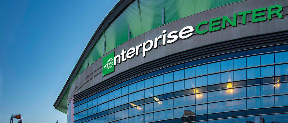 Enterprise Center renderings