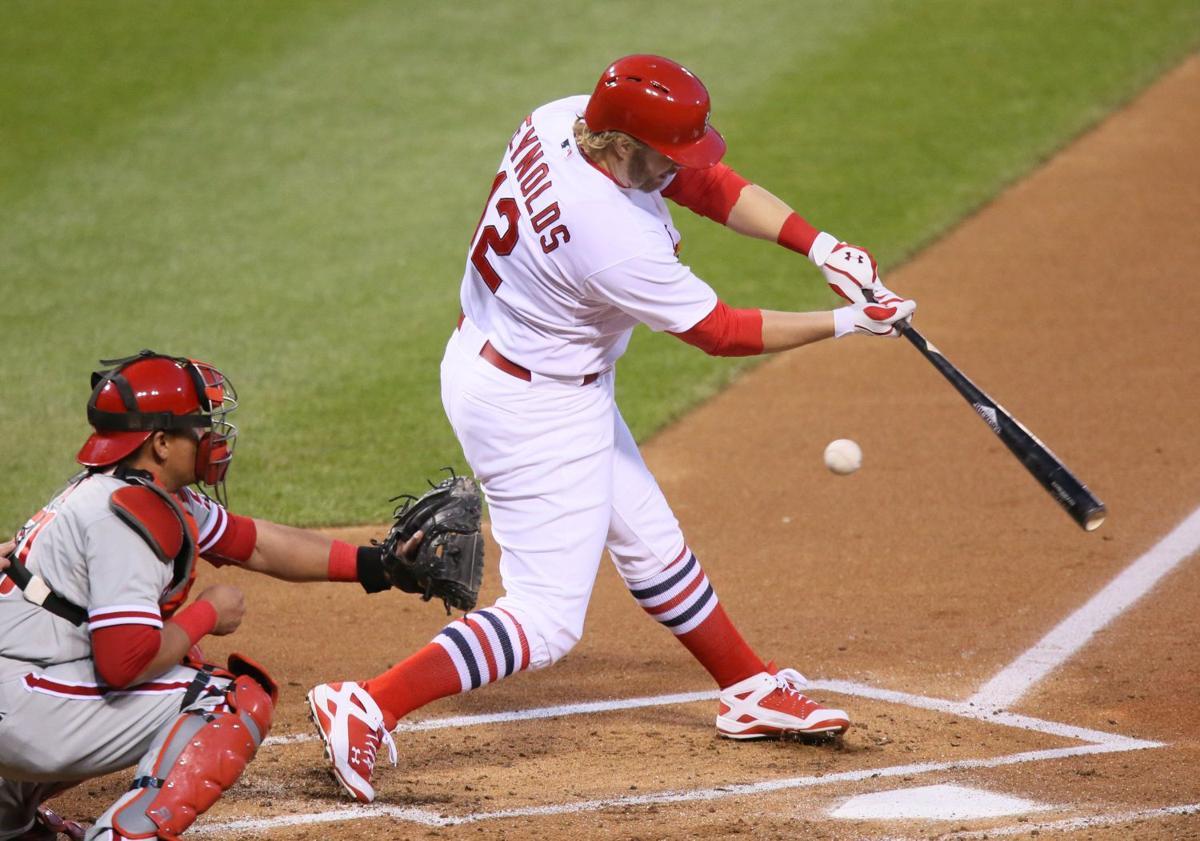 Cardinals v Phillies
