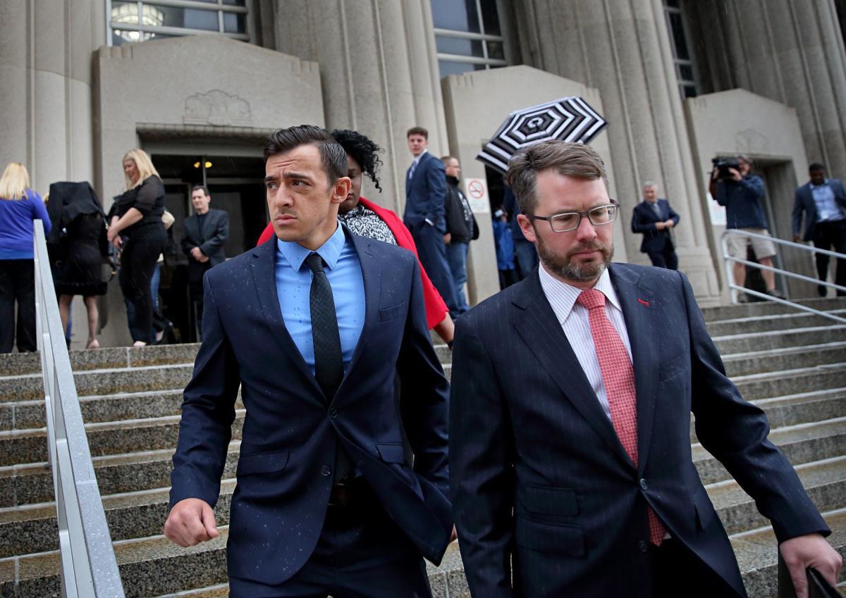 Nathaniel Hendren makes court appearance