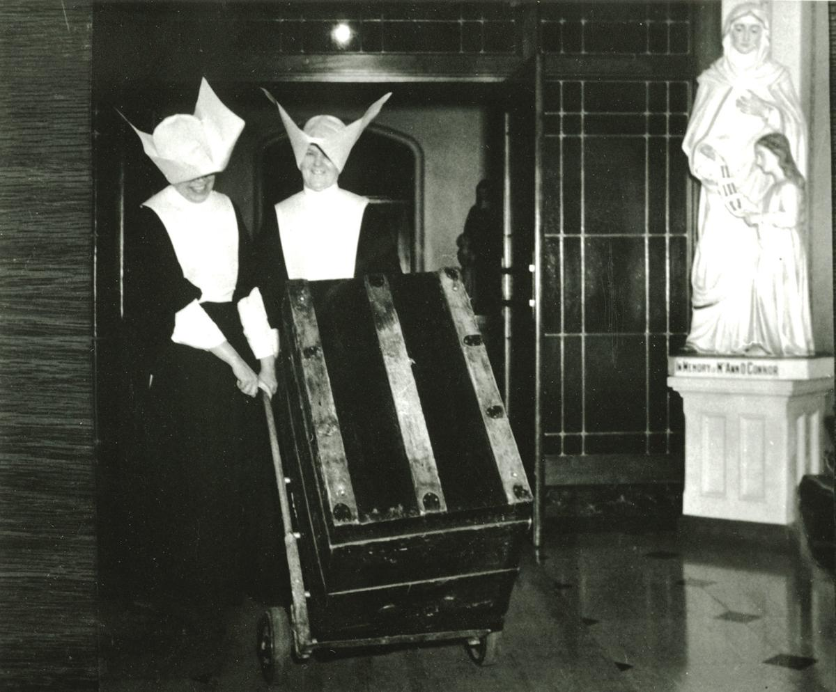 Sister acts: 200 years ago, nuns became St  Louis pioneers
