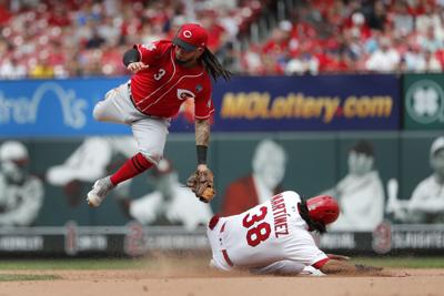 Cards Notebook Mikolas Plays Mound Protector Vs Galvis And Reds
