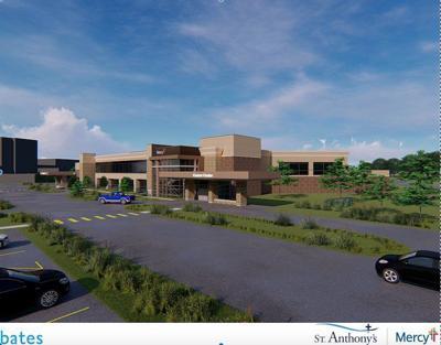 Mercy's new $54 million cancer center at St. Anthony's