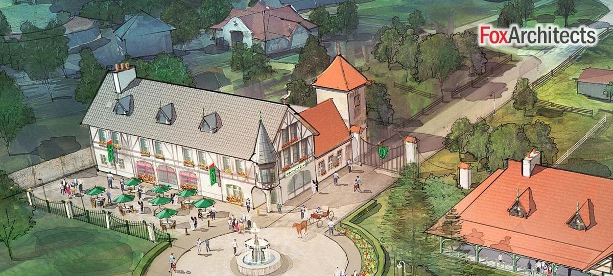 Kraftig plans for brewery at Grant's Farm