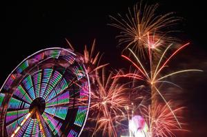Webster Groves Feuerwerk-show könnte ein no-go