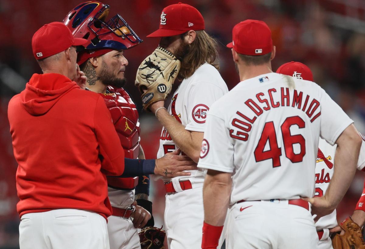 Cardinals 5, Pirates 2