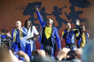 2019 New Orleans Jazz and Heritage Festival - Weekend 1 - Day 1