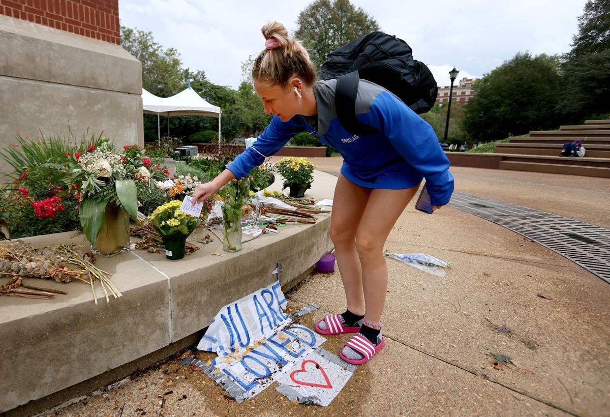 St. Louis University student deaths