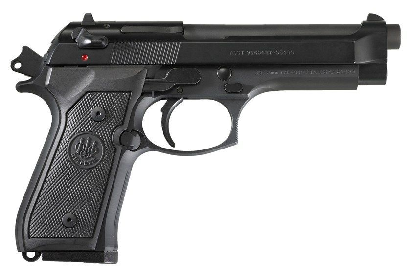 Beretta's fight to arm the military