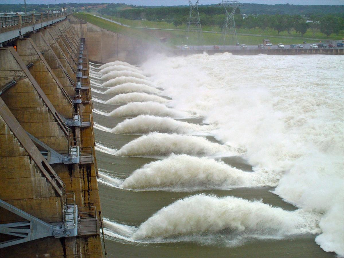 Gravins Point Dam