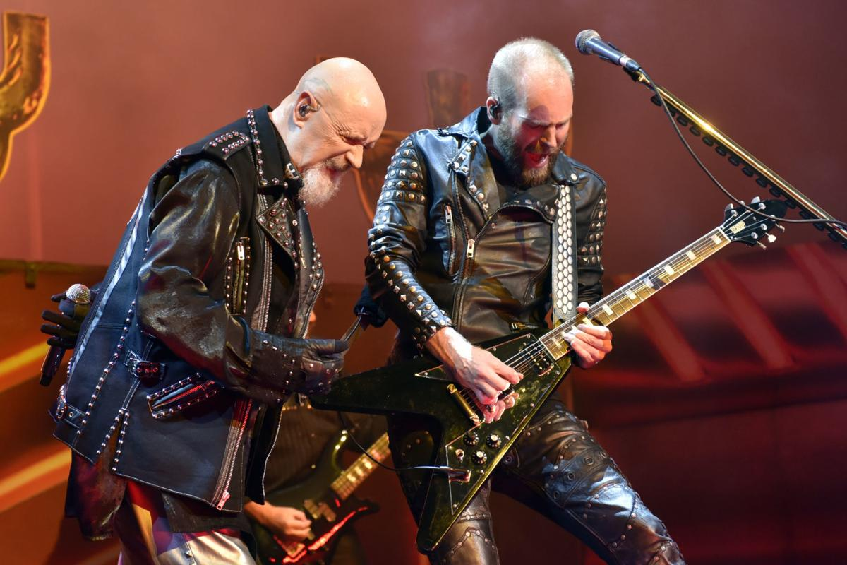 Judas Priest heading to Stifel Theatre