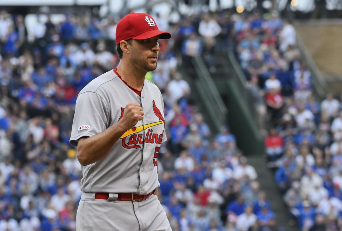 Wacha, rescued from bullpen, stifles Marlins for six innings in 4-1 Cards win
