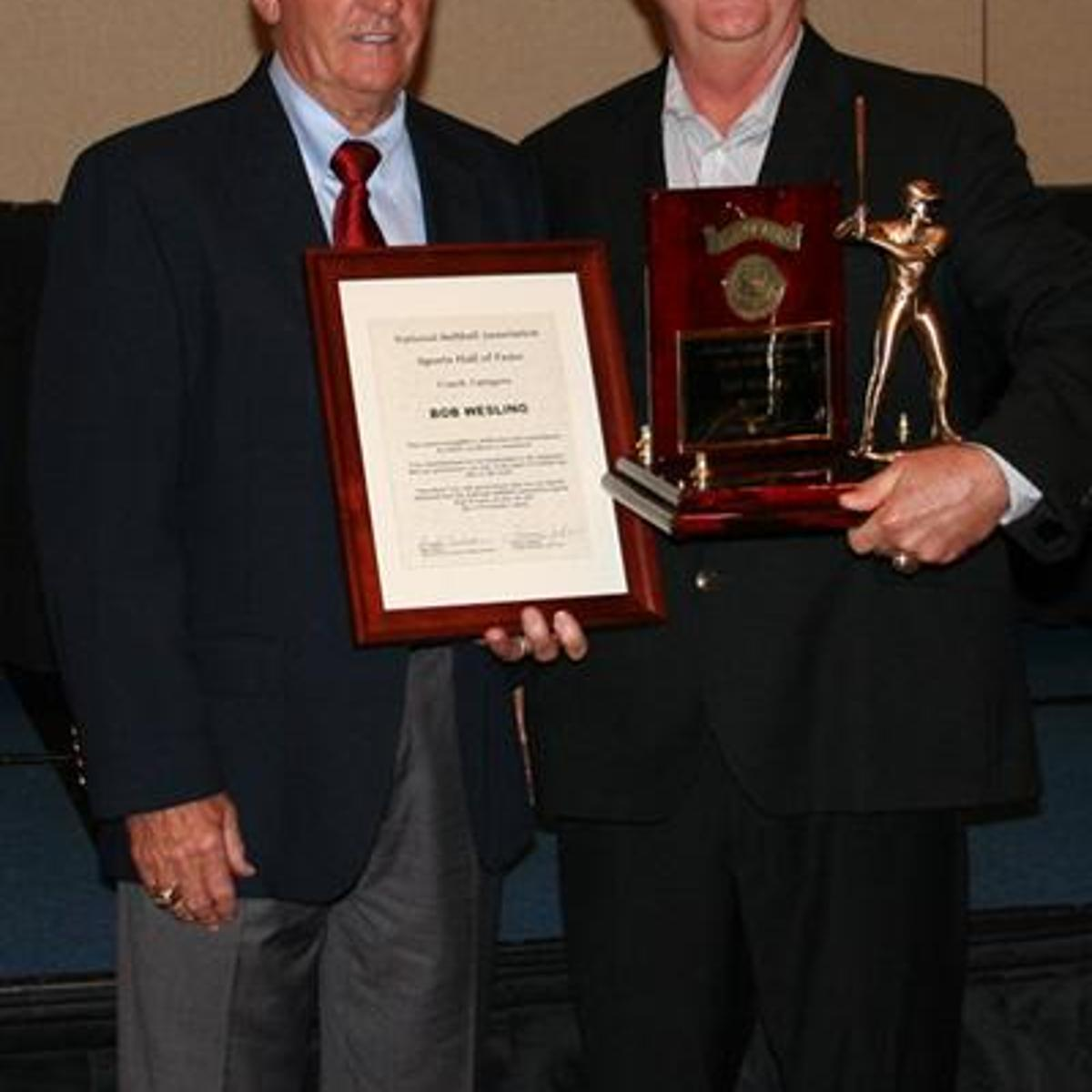 Wesling honored in Florida | St  Charles County Suburban