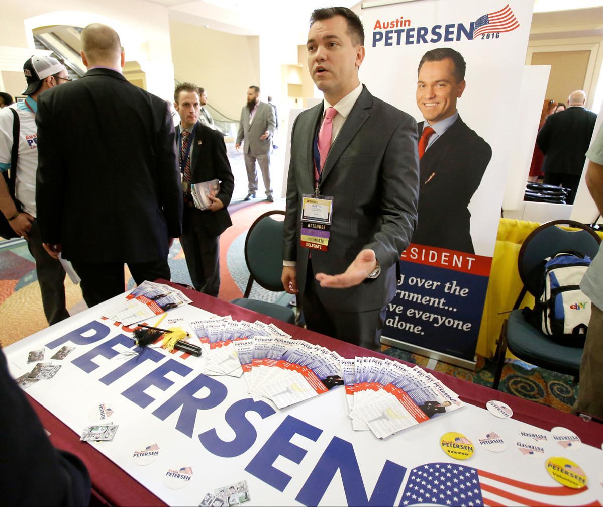 Campaign 2016 Libertarian
