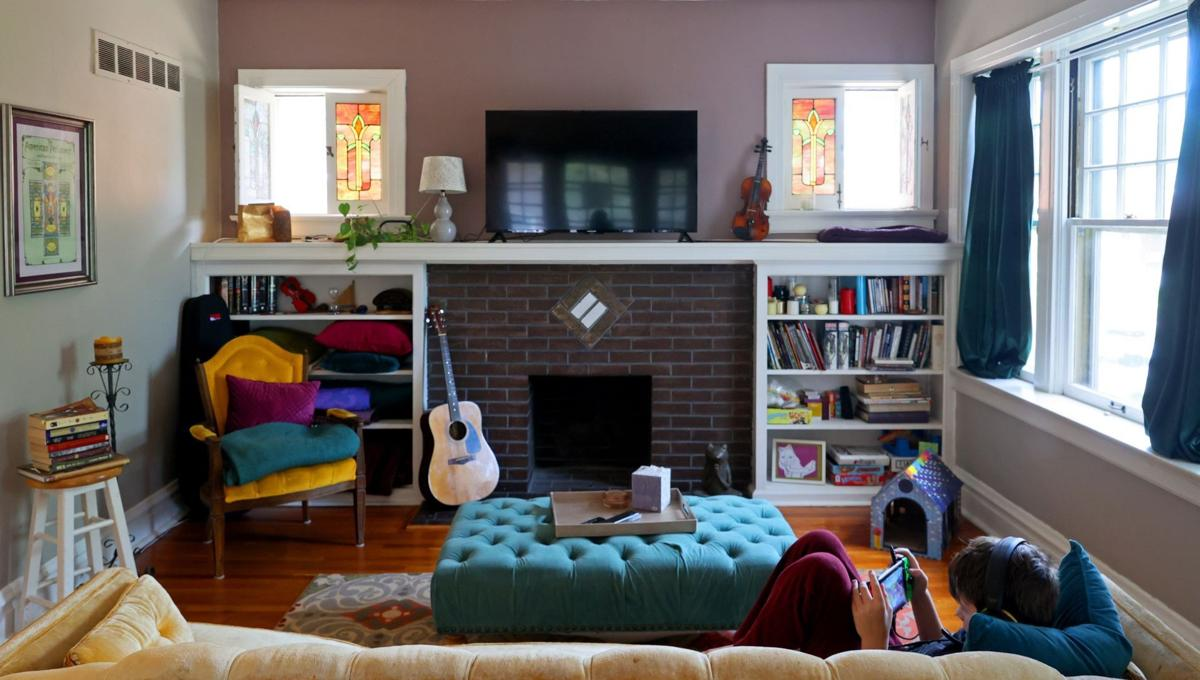 At home with Julia Smythe in south St. Louis city
