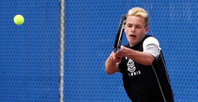 Jaden Henderson, Triad tennis