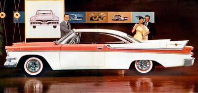 OCC reader recalls his 1957 Dodge Royal Lancer