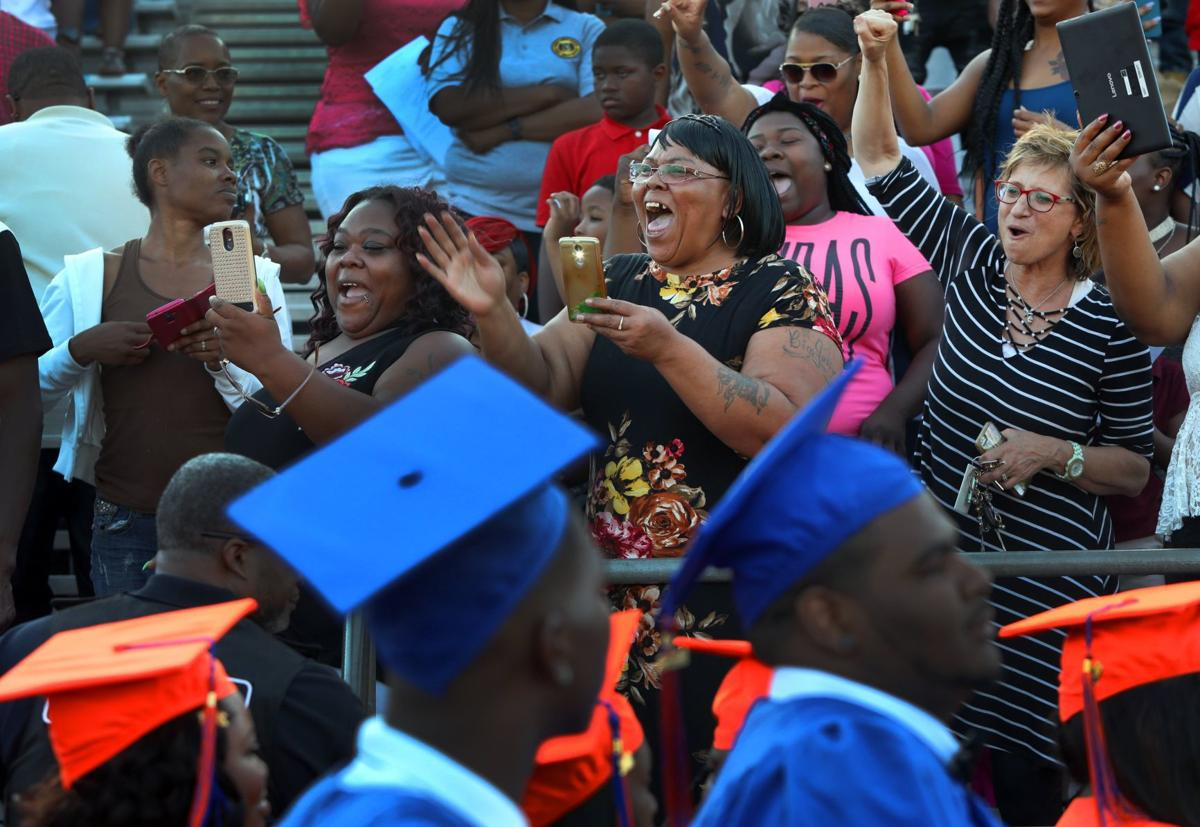 East St. Louis High graduates 331 in 128th commencement