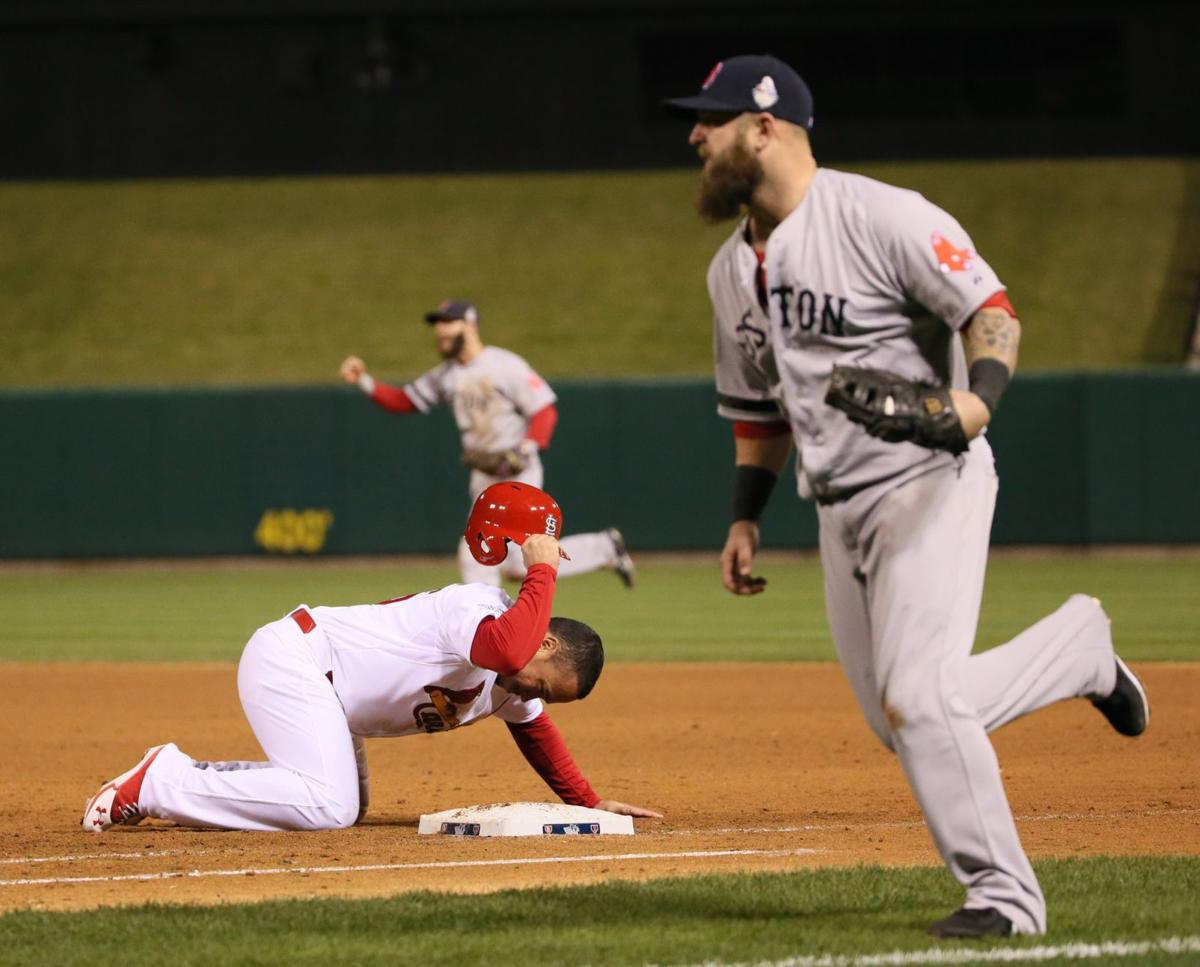 Wong sees World Series pickoff as defining moment | St ...