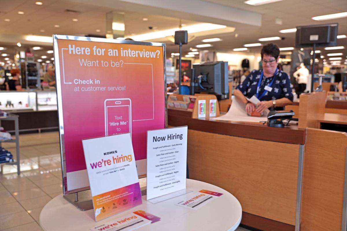 Seasonal jobs shift as e-commerce continues to rise