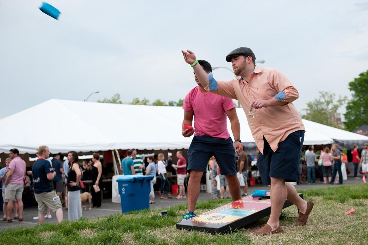 Iparty St Louis Microfest In Forest Park Restaurants Stltodaycom