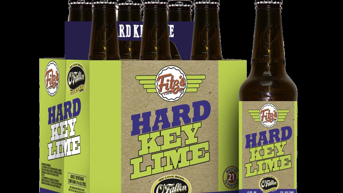 Fitz\'s, O\'Fallon Brewery team on second boozy soda, Hard Key Lime ...