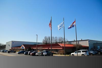 WEG distribution center in Washington, Mo.