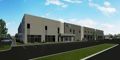 Rendering of new CSTK facility