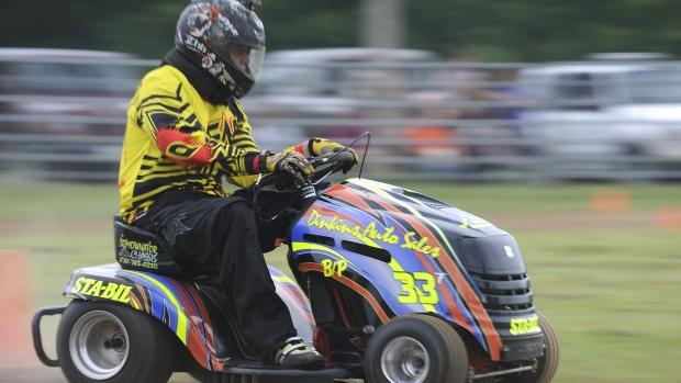 Lawn mower racing picks up speed in SE Missouri | Metro