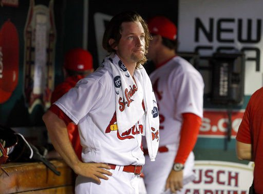 Cardinals deal Leake for shortstop hitting .217 in minors