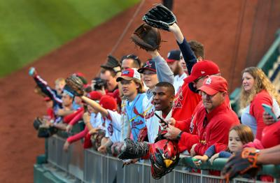National League Championship Series moves to Washington for Game 3 against the Cardinals