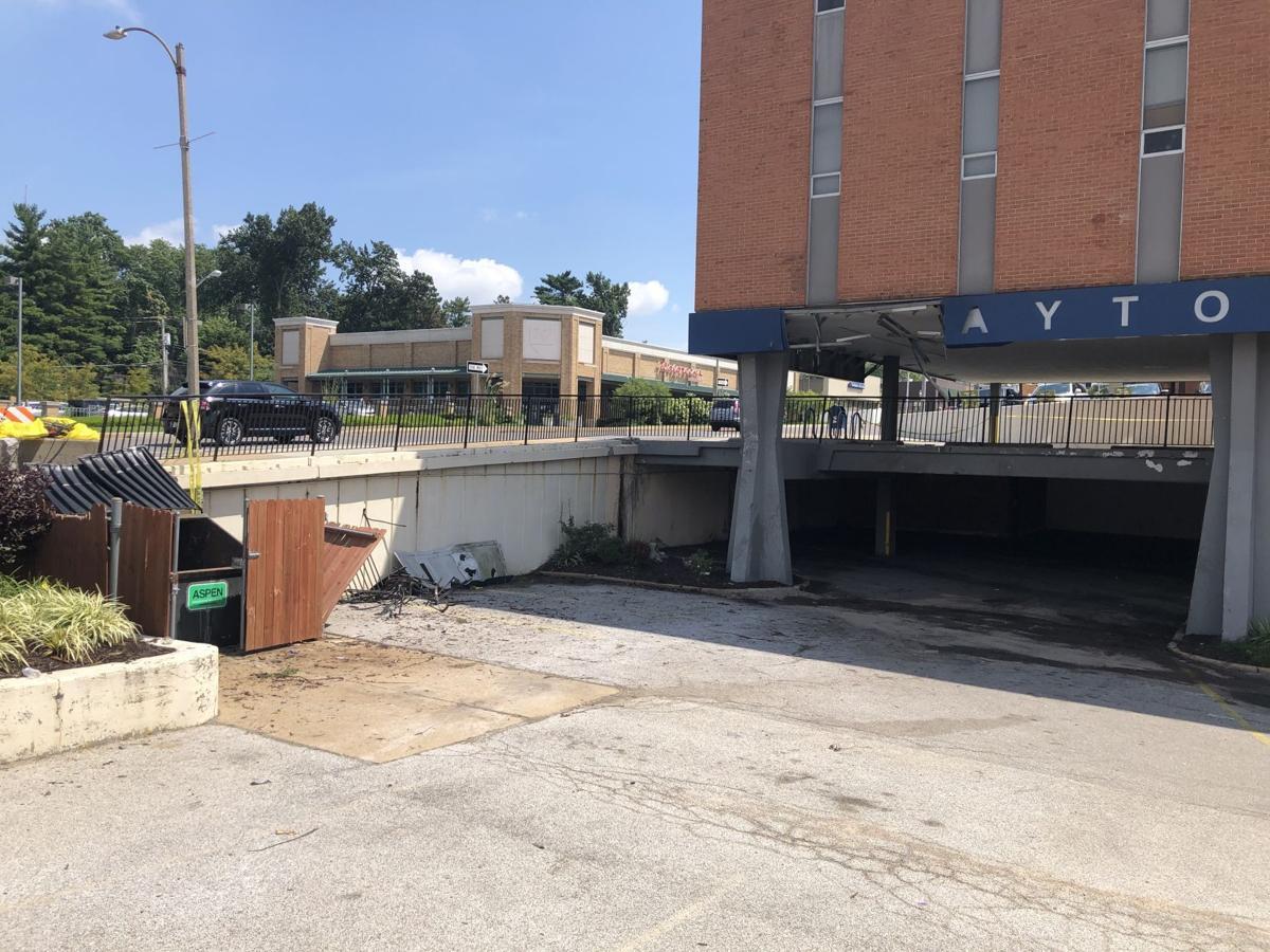 Richmond Heights crash