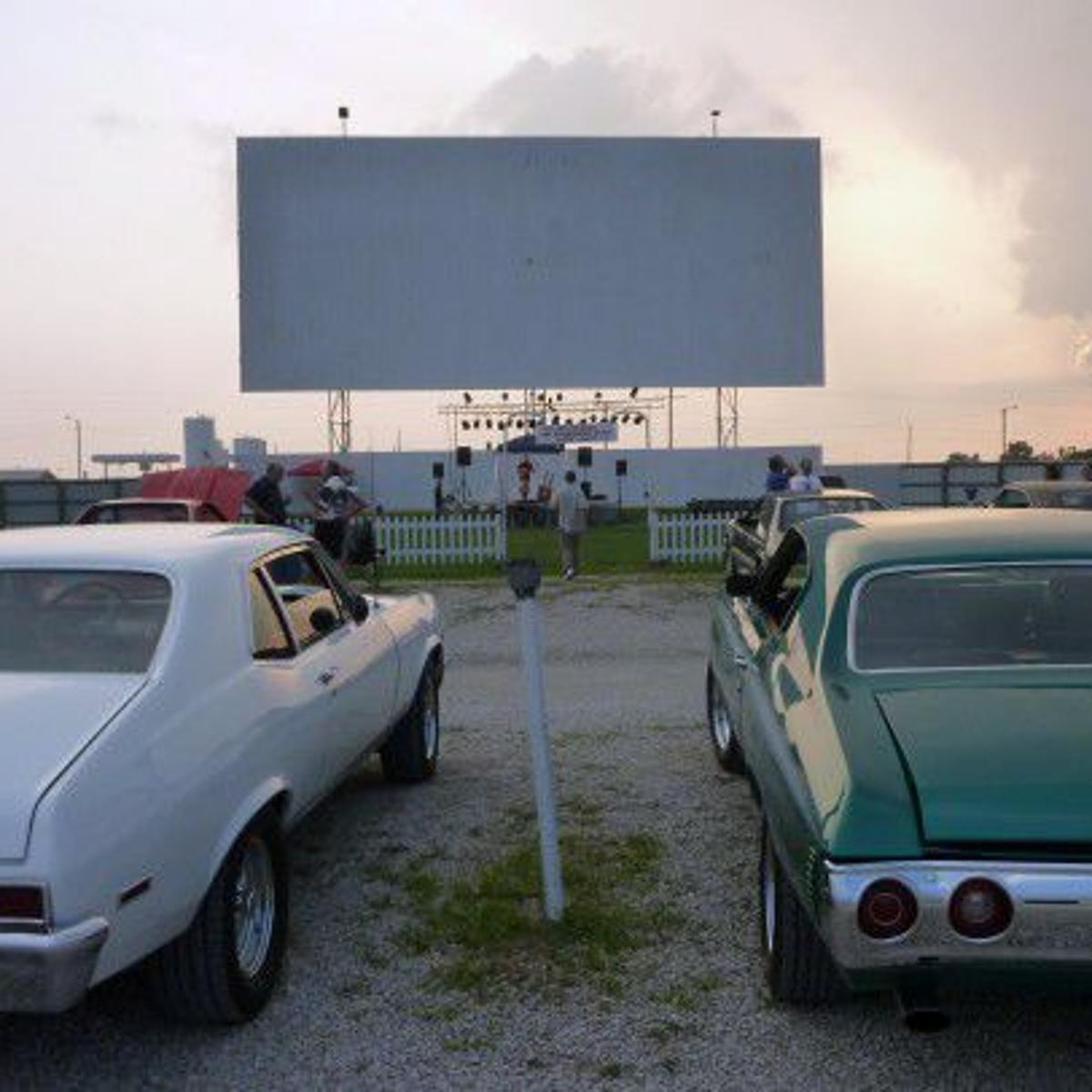 Does Digital Switch Mean Sunset At The Drive In Local Stltoday Com